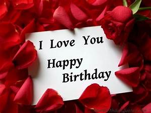 Happy Birthday Quote For Him | Quote Number 558313 ...
