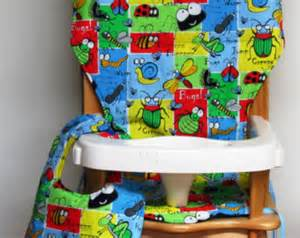 Evenflo High Chair Cover Replacement Pattern by Older Style Eddie Bauer Wooden High Chair Pad Replacement