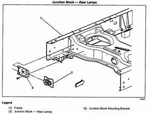 Gmc Sierra Tail Light Wiring Diagram   36 Wiring Diagram