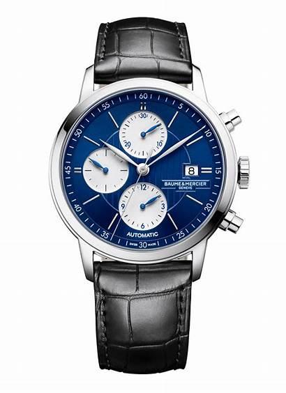 Classima Mercier Baume Watches Chronograph Montres Gioielleriapivano