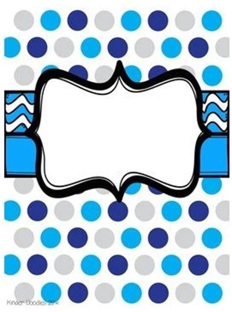 portadas de colores binder covers printable binder