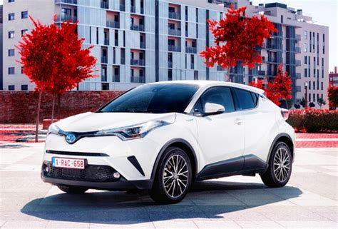 2019 Toyota Chr Review  Toyota Cars Models
