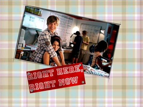 Right Here, Right Now (lyrics On Screen)  Hsm3 Full Song