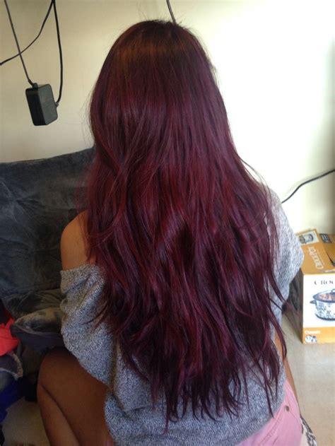 merlot hair color beautiful hair   hair color
