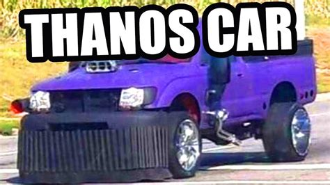 Thanos Car Beamng