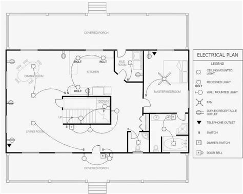 house electrical plan electrical engineering world electricos en 2019 electrical plan