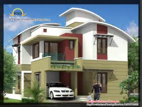 house plans 1000 sq ft 2035 sq ft 4 bedroom contemporary villa elevation and