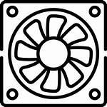 Icon Fan Gratis Icons Icono Bnc Ventilador