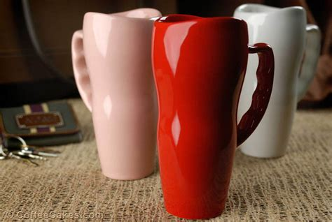 Microwavable Travel Mug With Lid