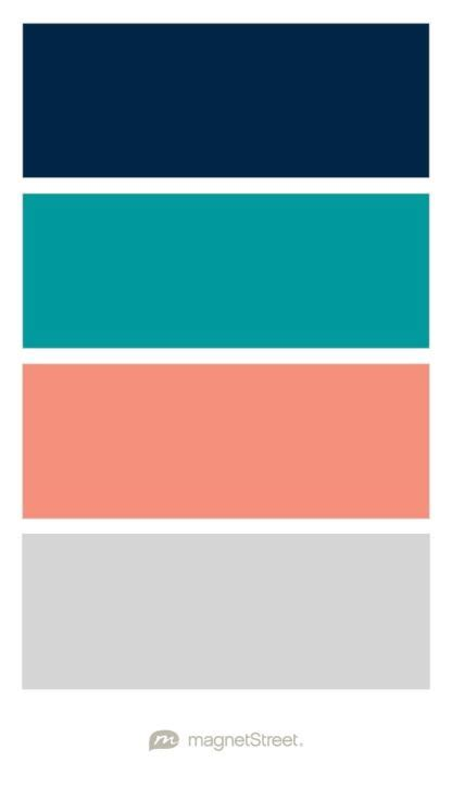 coral color scheme 25 best ideas about teal coral on teal