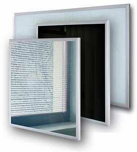Spiegel Mit Aluminiumrahmen : ecosun g heizpanel aus glas exklusive wohn und ~ Sanjose-hotels-ca.com Haus und Dekorationen