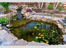 Koi Pond Design Pictures A Simple Koi Pond Design