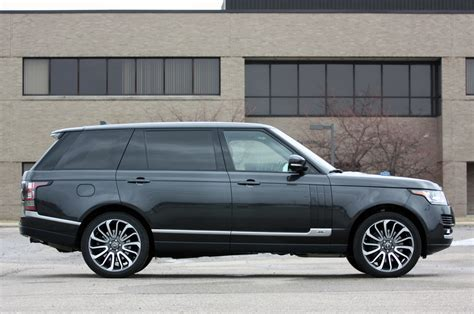 2018 Land Rover Range Rover L Autobiography Quick Spin