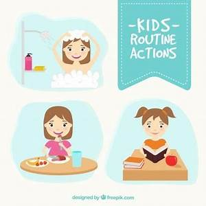 Kids Eating Vectors Photos And PSD Files Free Download