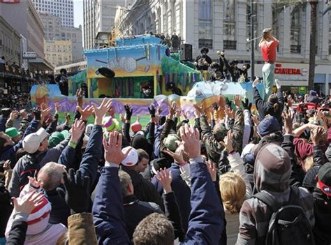 New Orleans Mardi Gras And Spring Break Overlap  Maryland Daily Record