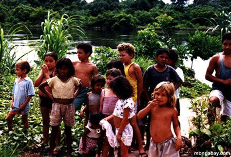 amazon rainforest   multi ethnic background