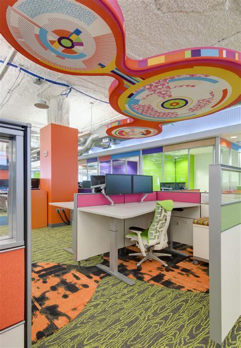 Quicken Loans' Offices - Detroit - Office Snapshots