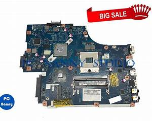 Pananny Mbr5402001 For Acer Aspire 5742g Laptop Motherboard New70 La 5891p Hm55 Ddr3 Tested