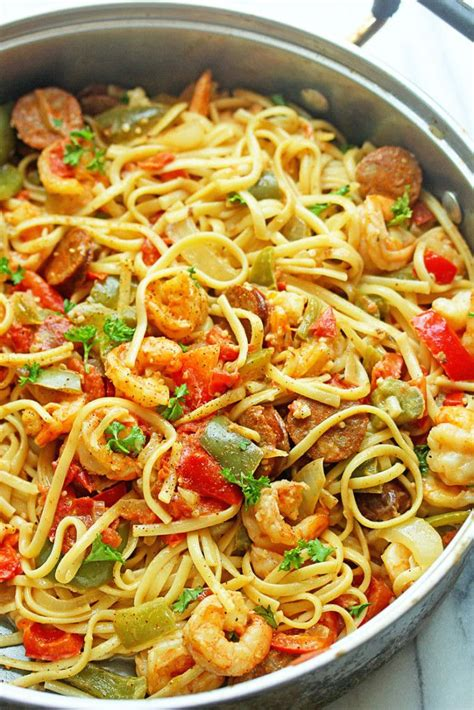 check out cajun shrimp pasta it s so easy to make