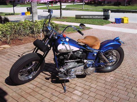 1976 Harley Davidson Flh by 1976 Harley Davidson Flh Bobber