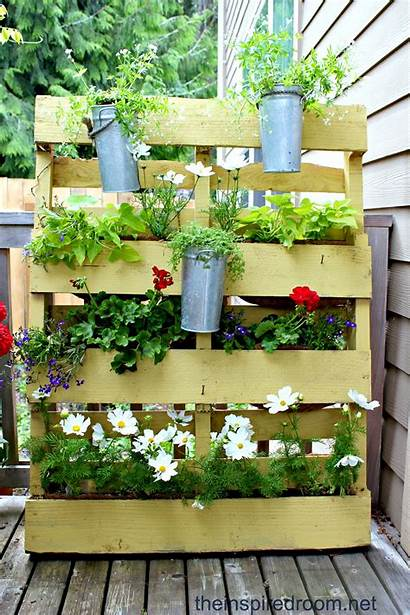 Garden Planters Pallets Projects Into Repurpose Amazing