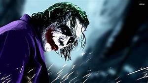 The Joker Dark Knight Wallpapers (53 Wallpapers ...