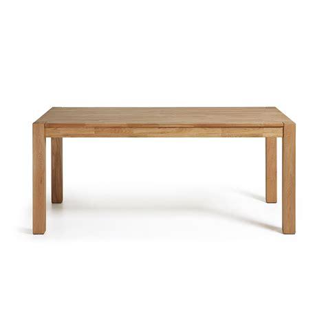 tavoli rovere naturale tavolo indra 140 rovere naturale la forma cc0007m40