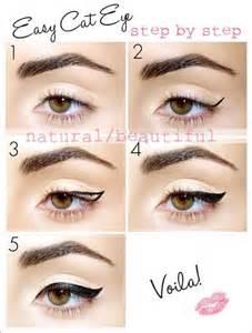 best eyeliner for cat eye easy cat eye makeup for mugeek vidalondon