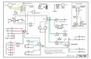 Tr2  3  3a Color Wiring Diagram