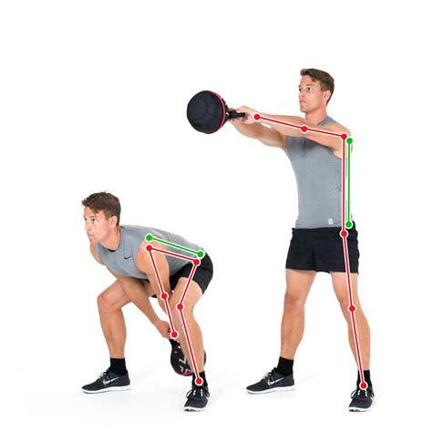 swing kettlebell exercises exercise arm biceps ex legs training long