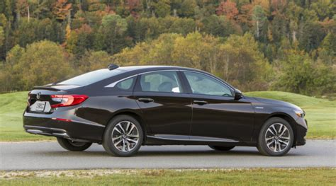 honda accord hybrid features  generation mmd