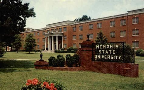 west hall memphis state university tennessee