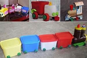 Brinquedos de Sucata: 60 ideias Para Educar e Divertir