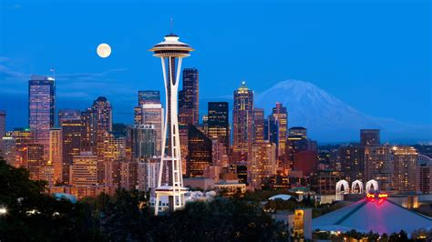 Seattle's Iconic Space Needle Prepares to Unveil a $100 ...