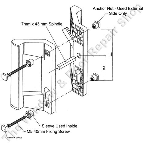door knob diagram door parts diagram door locks and latches