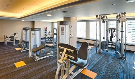 Apartment Fitness Center by The Sterling Apartment Homes Apartment Rentals