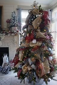 black and white buffalo check christmas decor - Buffalo Plaid Christmas Decor