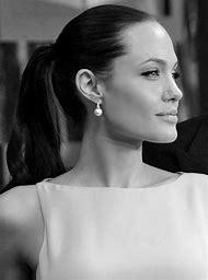 Angelina Jolie Ponytail