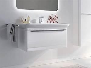 meuble de salle de bain sobre et design myday de allia With meuble allia salle de bain