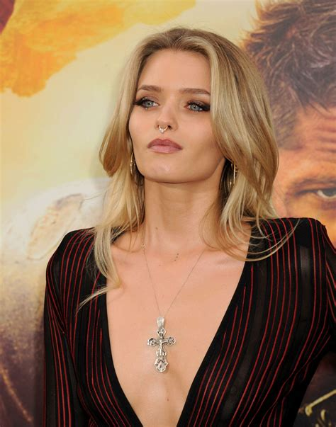 Abbey Lee Kershaw At Mad Max Fury Road Premiere In