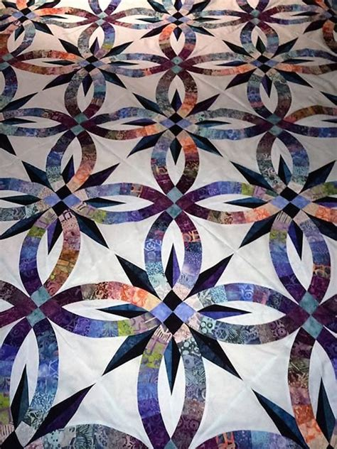 bali wedding star bali wedding star wedding ring quilt sler quilts quilts