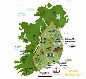 Ireland's ancient east route planner - CLONMEL