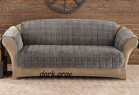 Deluxe Sofa Throw Pet Cover