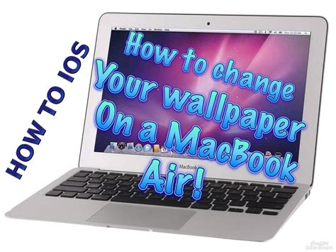 How To Change Background On Macbook Air Macbook Air Wallpapers 73 Images