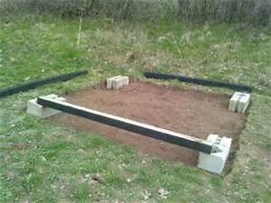 Réaliser Une Fondation Pour Terrasse 1 Rona