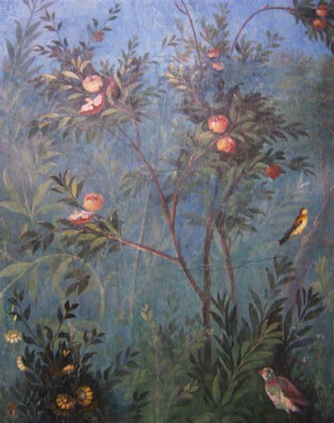 Famous Roman Frescoes Paintings