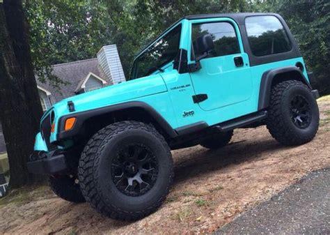 tiffany blue jeeps  baby blue  pinterest