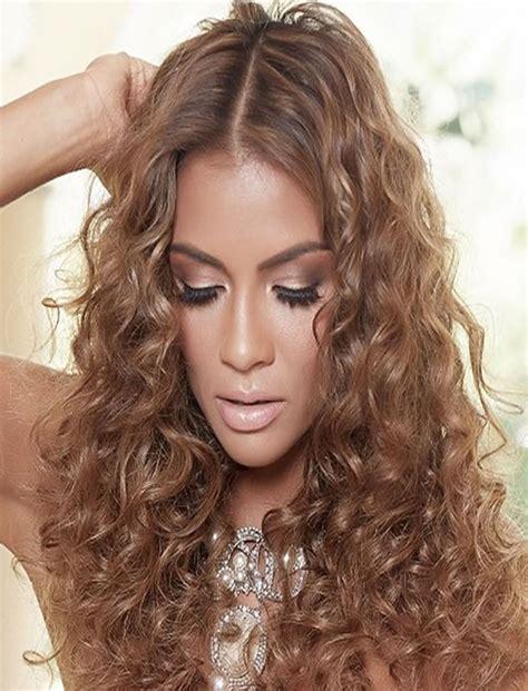Womens Permed Hairstyles by Permed Hairstyles 2016 Hair