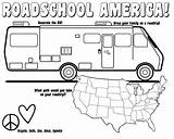 Coloring Camper Rv Pages Printable Trailer Camping Sheet Template Getdrawings Compilation Templates Owlets Getcoloringpages Travel Popular sketch template