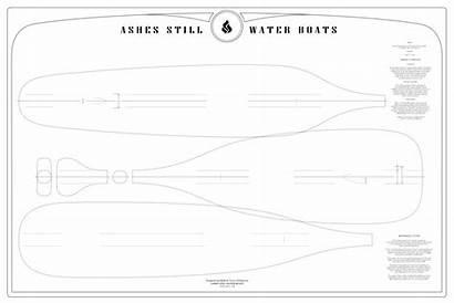 Paddle Canoe Templates Boats Boat Paddles Plans